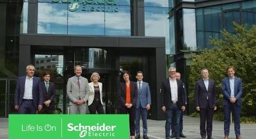 CEO Alliance Meeting in Paris | Schneider Electric