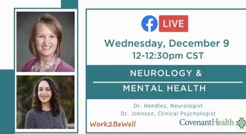 Neurology & Mental Health - Covenant