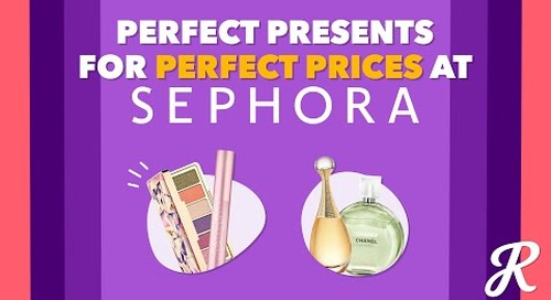 The Deal Download With Sephora: Last-Minute Savings on Must-Have Beauty Gifts