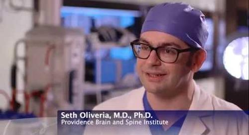 Providence Wellness Watch KGW June 2019 30 Laser Ablation Epilepsy, Brain Tumors Dr. Oliveria