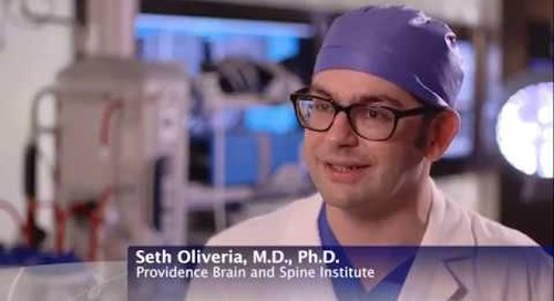 Providence Wellness Watch KGW June 2019 30 Laser Ablation Epilepsy, Brain Tumors Dr. Oliveria