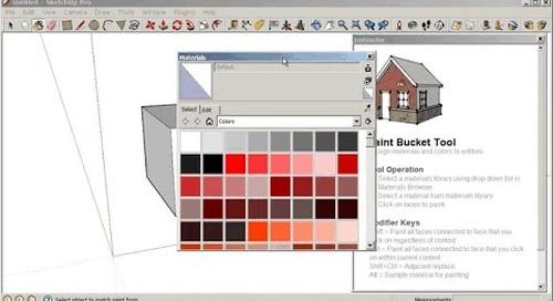 SketchUp Basics for K-12 Education - 5