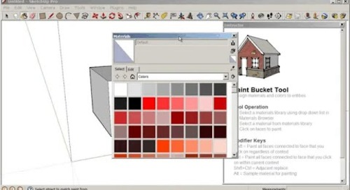 SketchUp Basics for K-12 Education - 5