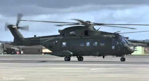 RNAS Yeovilton - IHS Jane's speaks  to Commodore Jon Pentreath OBE RN Commanding Officer, Royal Nava