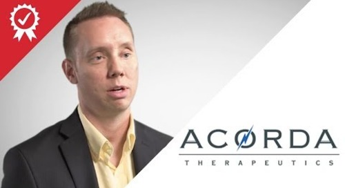 Syncplicity Success Story | Acorda Therapeutics