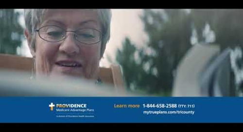 Providence Medicare Advantage Plans 2019 tv ad