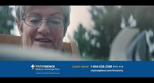 Providence Medicare Advantage Plans 2019 tv ad