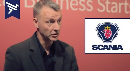 Scania - Creating a digital ready infrastructure with APIs