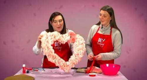 DIY Episode 8 - Valentine's Day Full
