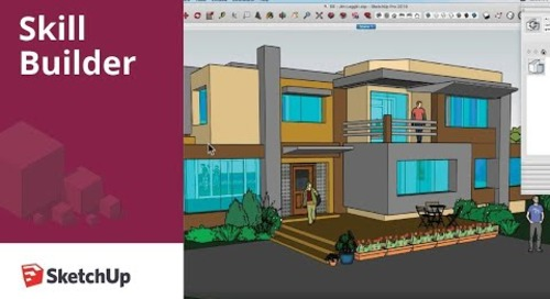 [Skill Builder] Preparing SketchUp Models for Handmade Composites