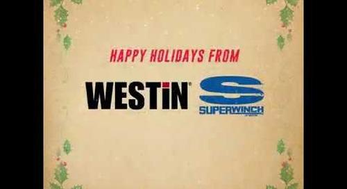 2019 Westin Superwinch Happy Holidays