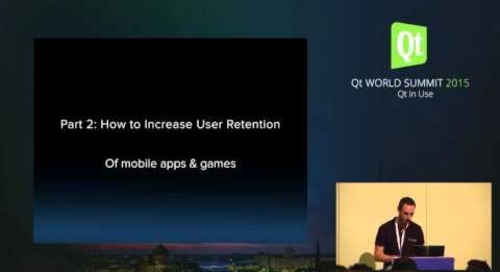 QtWS15 - How to Develop with Qt for Multiple Screen Resolutions  Alex Leutgöb