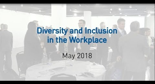 CEO Health + Safety Leadership Network: Diversity and Inclusion in the Workplace