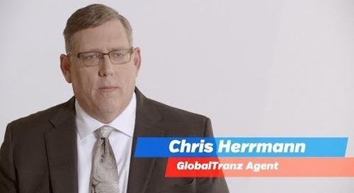GlobalTranz Agent Success Story - Chris Herrmann