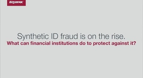 Top Fraud Challenges - Synthetic ID