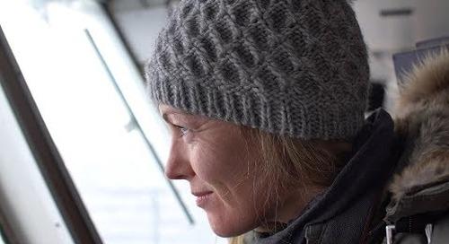 First Antarctic Continental Sighting