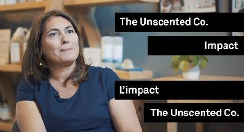 L'impact d'Unscented Co : Anie Rouleau et son empire écoresponsable