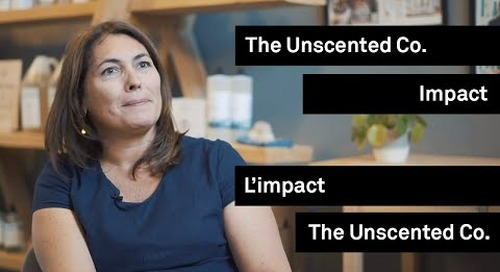 The Unscented Company's Impact: Anie Rouleau's Sustainable Empire