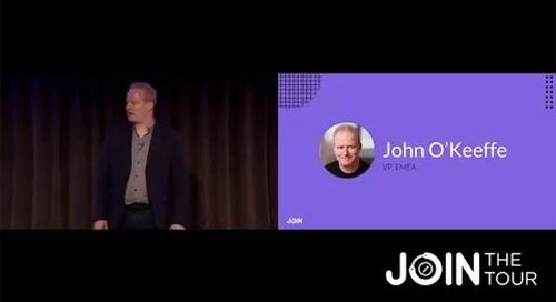 Welcome Address — John O'Keefe