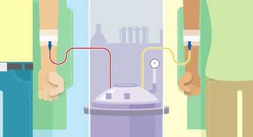 The Power of Plasma Donation Animation