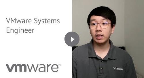 VMware Systems Engineer