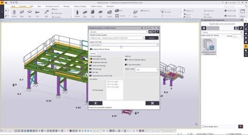 Linking Documents To Trimble Connect
