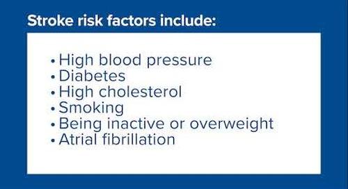 Providence Wellness Watch KGW May 2021 30 Stroke Risks – Dr. Yanase