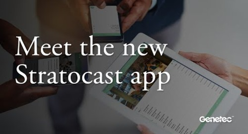 Meet the New Stratocast Mobile App