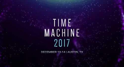 Time Machine 2017