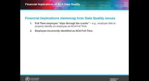 Why Does Data Quality Matter?