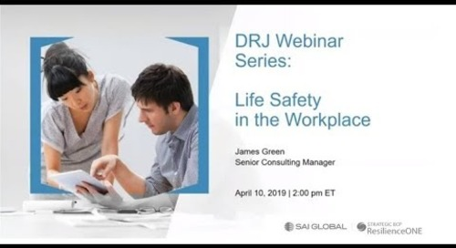 Life Safety in the Workplace