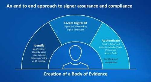 Démystifier la signature électronique dans l'Union Européenne