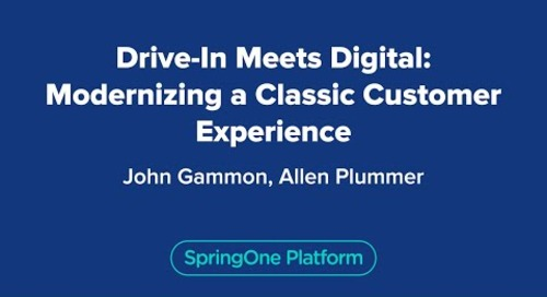 Drive-In Meets Digital: Modernizing a Classic Customer Experience