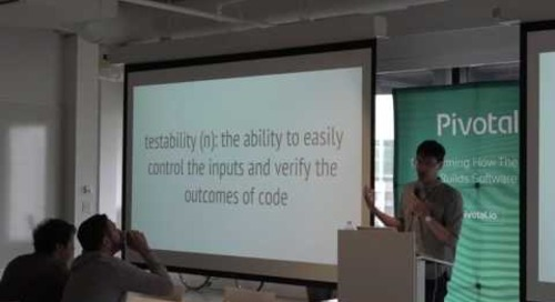 Test and Testability — Avery Yen