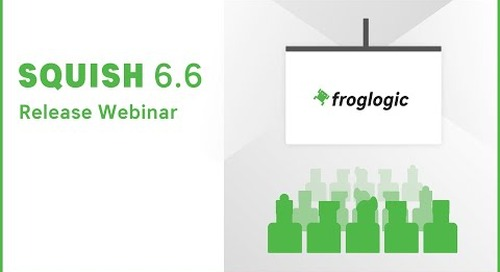 Discover the Powerful New Features of Squish 6.6 | Release Webinar | Squish GUI Tester