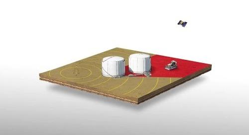 System Sterowania Maszyn Earthworks: Dual GNSS - Polish