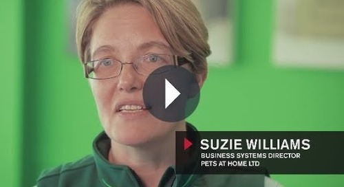 [VIDEO] Pets at Home adopts customer-centric strategy with Claranet's support