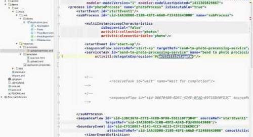 Webinar: Process Driven Spring Applications with Activiti