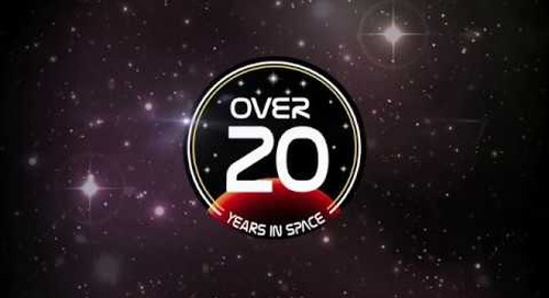 Explore Over 20 Years of Space Missions