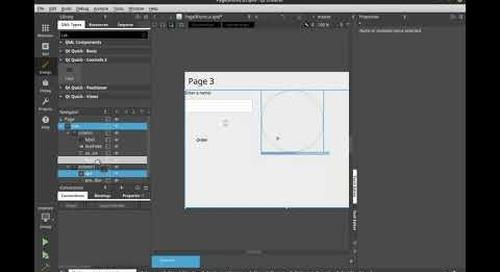 Introduction to Qt – UI Design {tutorial}