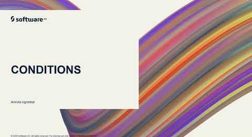 Conditions Feature | webMethods.io Integration Tutorials