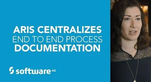 ARIS Centralizes End To End Process Documentation