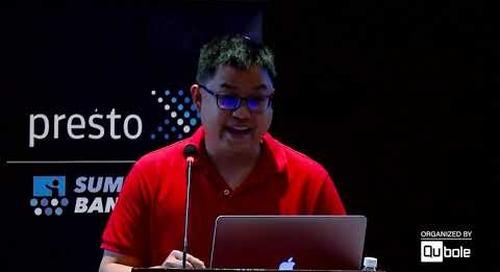 "Presto Summit India 2019 - ""Journey and Evolution of Presto at Grab""   Updated"