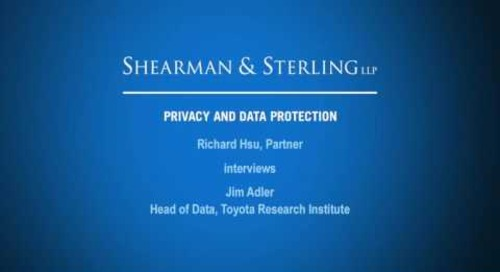 Richard Hsu interviews Jim Adler, Head of Data, Toyota Research Institute