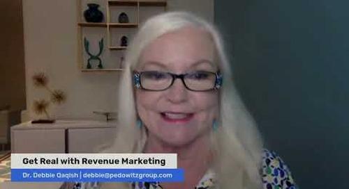 Part I - 14 CMO Strategies for Revenue Marketing