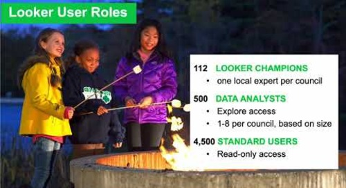 JOIN 2018 - Smart Cookies: How the Girl Scouts are Transforming Their Data Culture