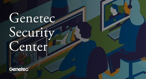 Security Center unified security platform