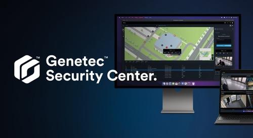 Security Center unified security platform