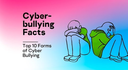 Cyber-bullying Facts – Top 10 Forms of Cyber Bullying