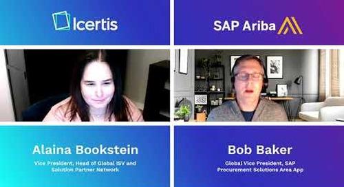 Managing Risk in 2021 - 5 Minute Webinar with SAP Ariba